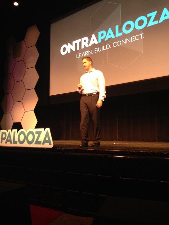 Keynote Speaker Wes Schaeffer Delivers Ontraport Ontrapalooza Keynote