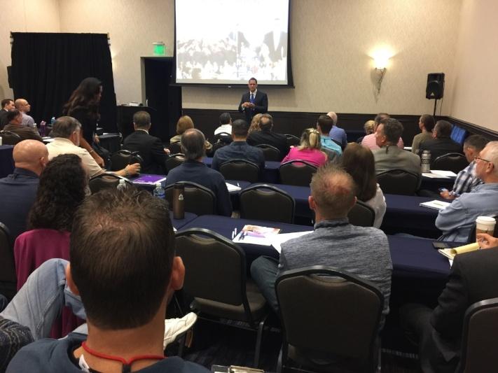 Keynote speaker Wes Schaeffer, The Sales Whisperer® helping professional salespeople sell.