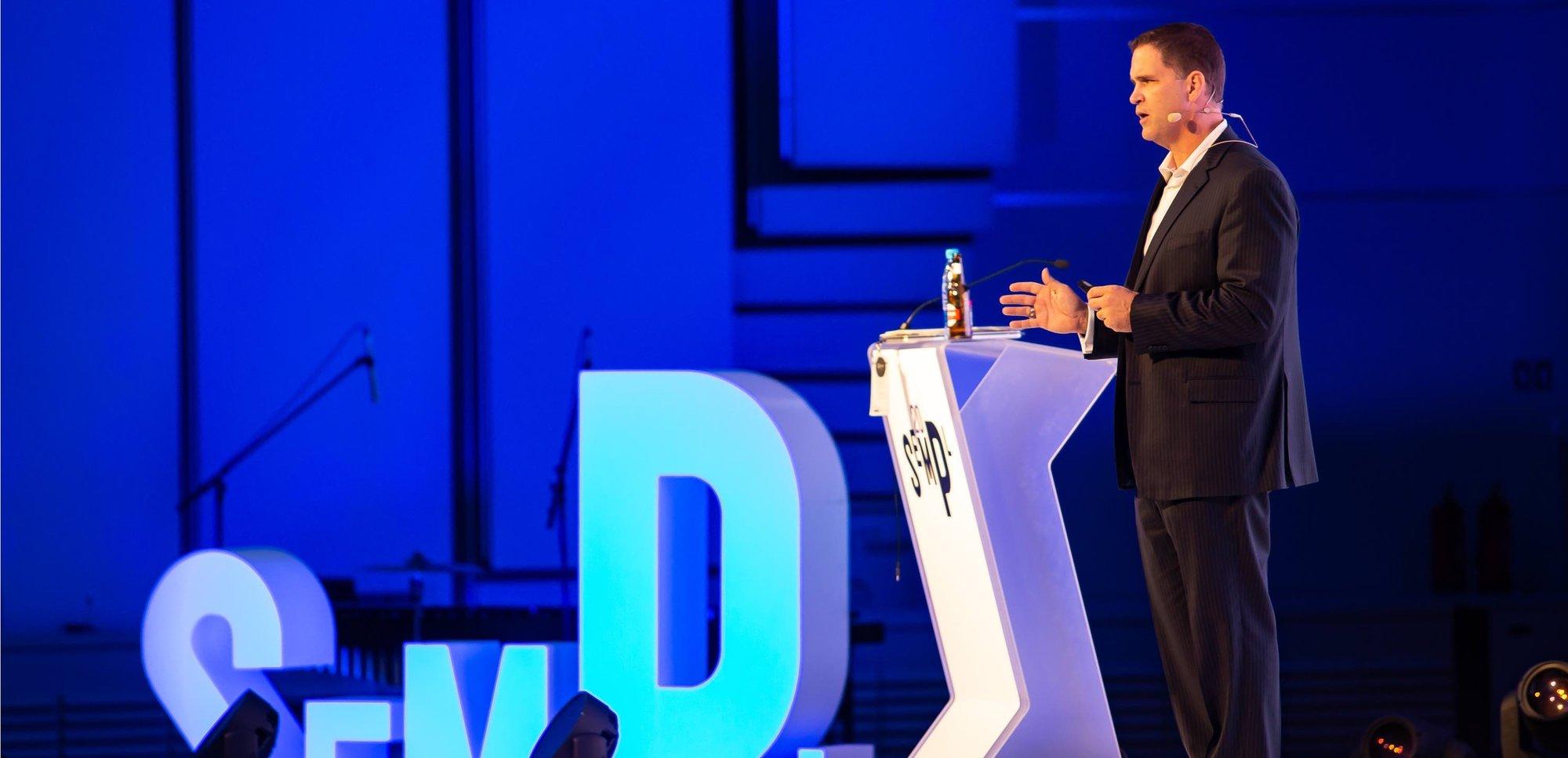 Wes Schaeffer Keynote Speaker SEMPL Marketing Conference cropped