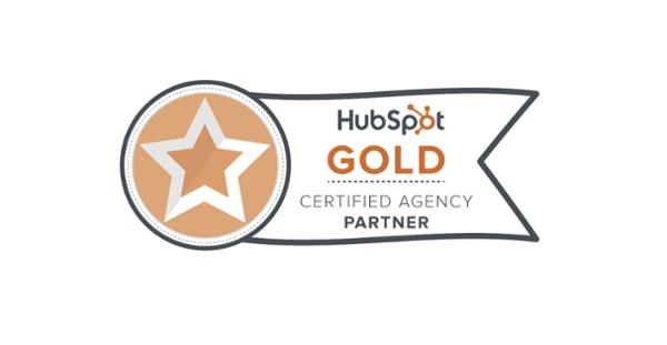 HubSpot Gold Banner Wes Schaeffer